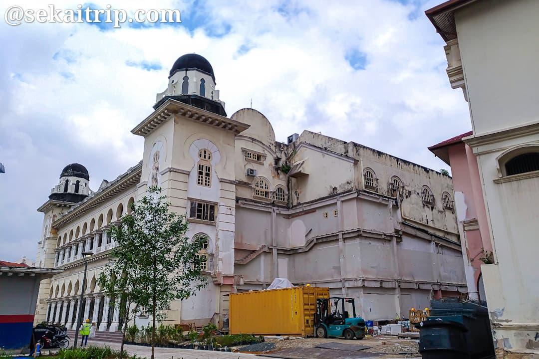 クアラルンプールの旧最高裁判所ビル