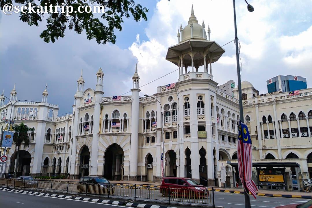 クアラルンプール駅(Kuala Lumpur Railway Station)