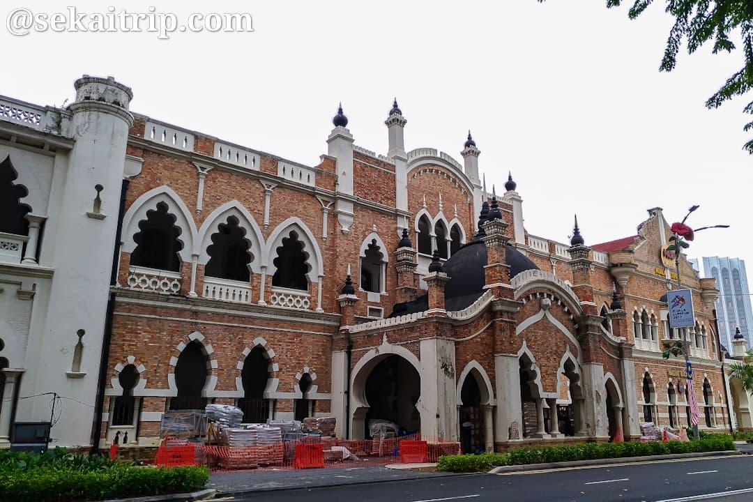 クアラルンプール旧市庁舎(Old City Hall of Kuala Lumpur)