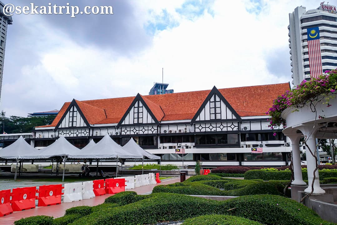 ロイヤルセランゴールクラブ(Royal Selangor Club)