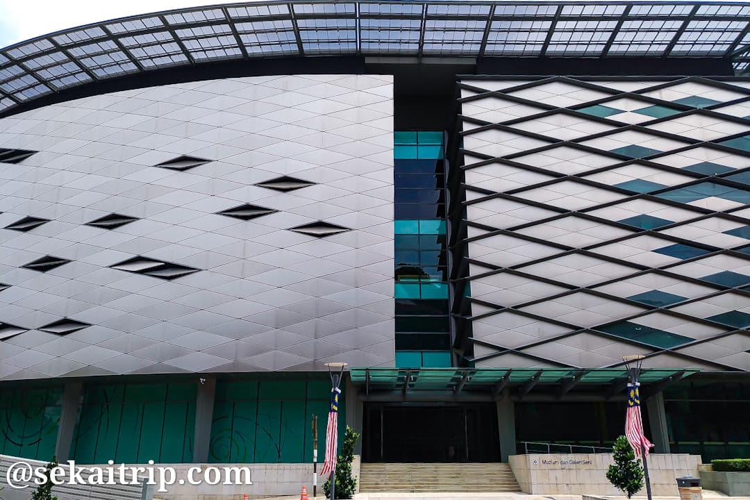 マレーシア国立銀行博物館&アートギャラリー