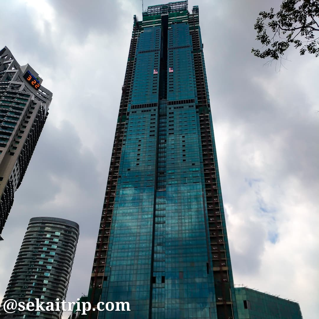 フォーシーズンズ・プレイス・クアラルンプール(Four Seasons Place Kuala Lumpur)
