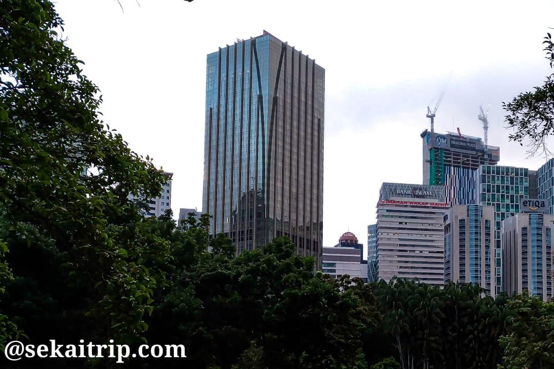 グランドハイアット・クアラルンプール(Grand Hyatt Kuala Lumpur)