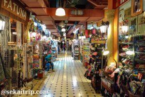 クアラルンプールのセントラル・マーケット(Central Market)