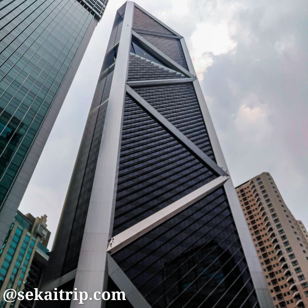 イルハム・タワー(Ilham Tower)