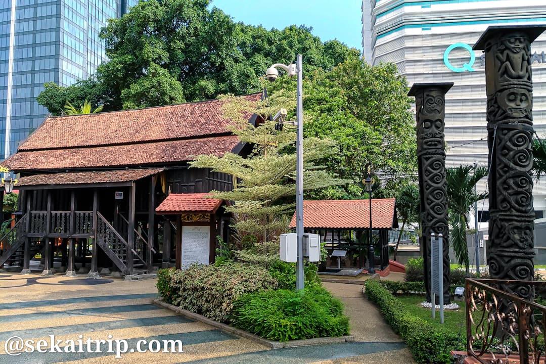 クアラルンプールのマレーシア国立博物館