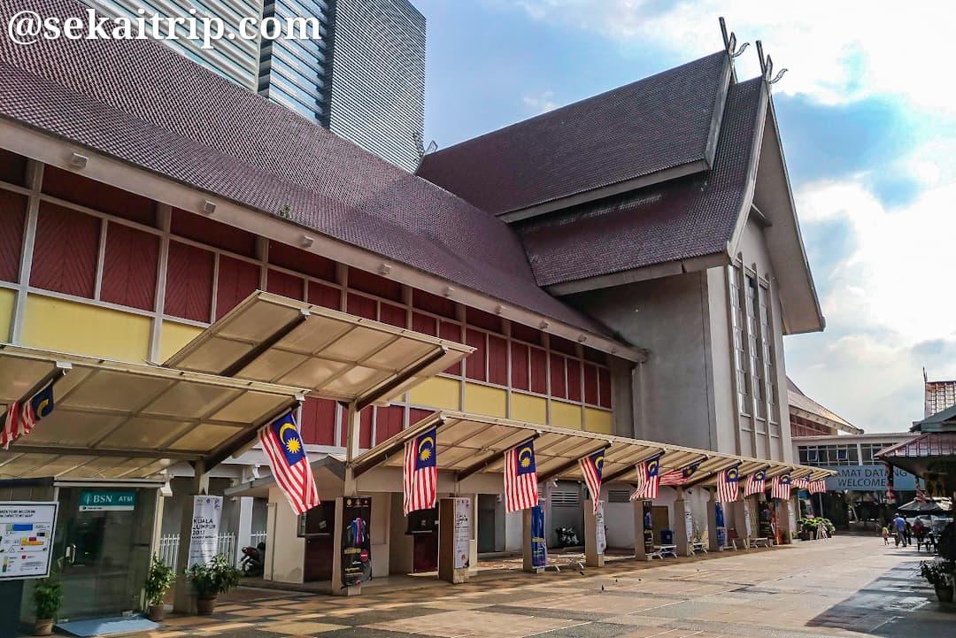 マレーシア国立博物館(Muzium Negara)