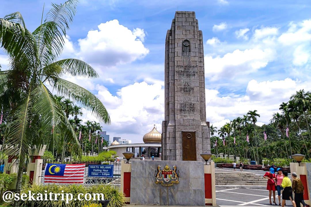 国家記念碑(Tugu Negara)