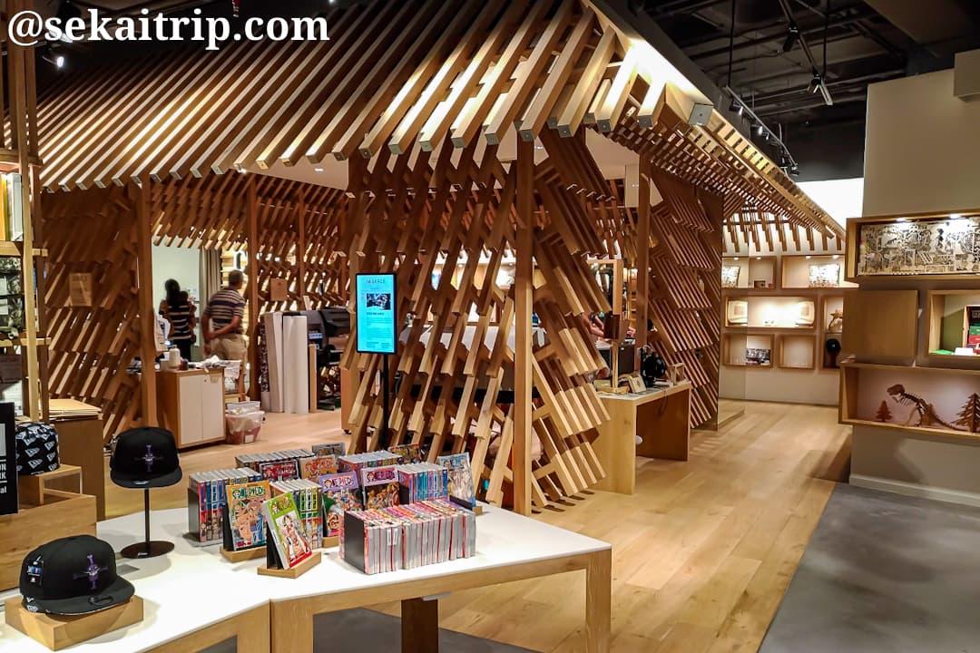 クアラルンプールの伊勢丹「The Japan Store」内