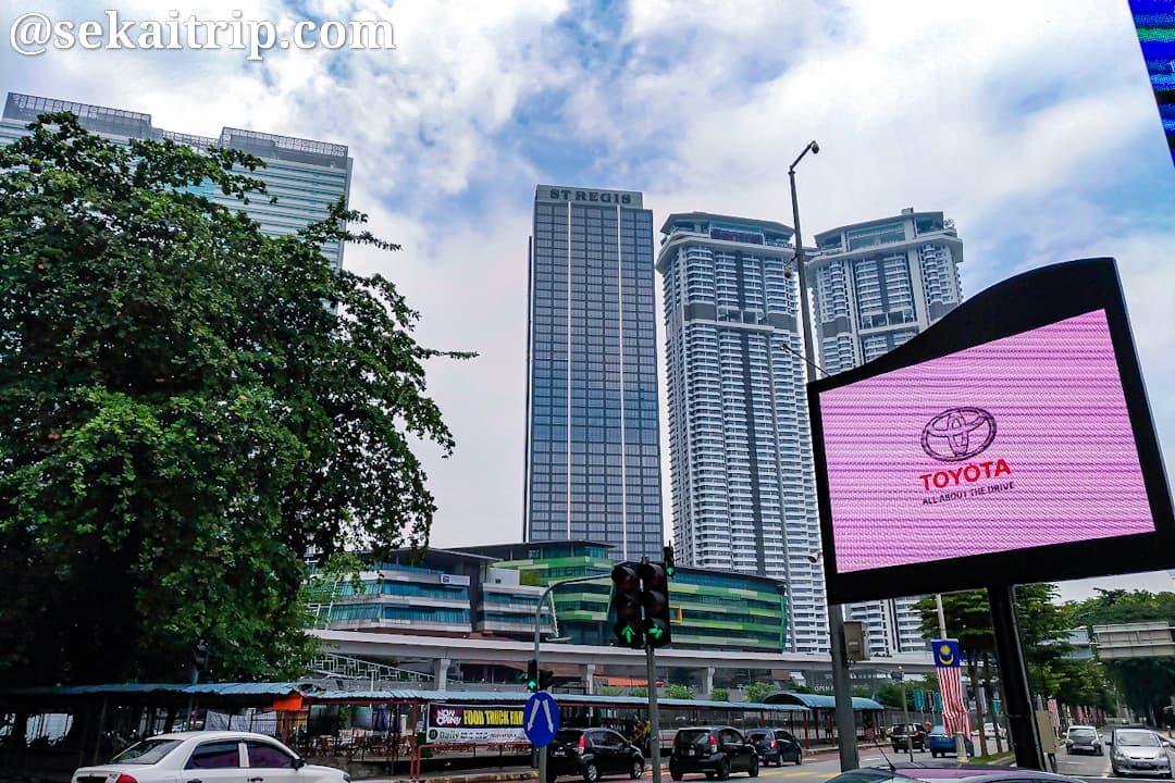 ザ・セントレジス・クアラルンプール(The St. Regis Kuala Lumpur)