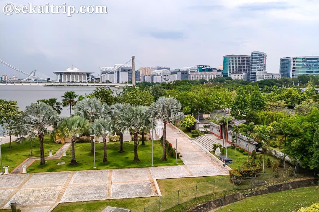 中国・マレーシア友好庭園(China-Malaysia Friendship Garden)