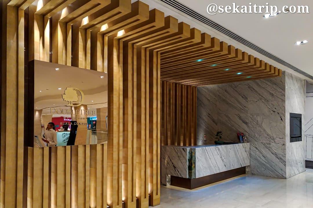 ダブルツリー・バイ・ヒルトン・クアラルンプール(DoubleTree by Hilton Hotel Kuala Lumpur)