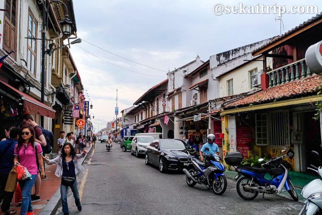 ジョンカー・ストリート(Jalan Hang Jebat)