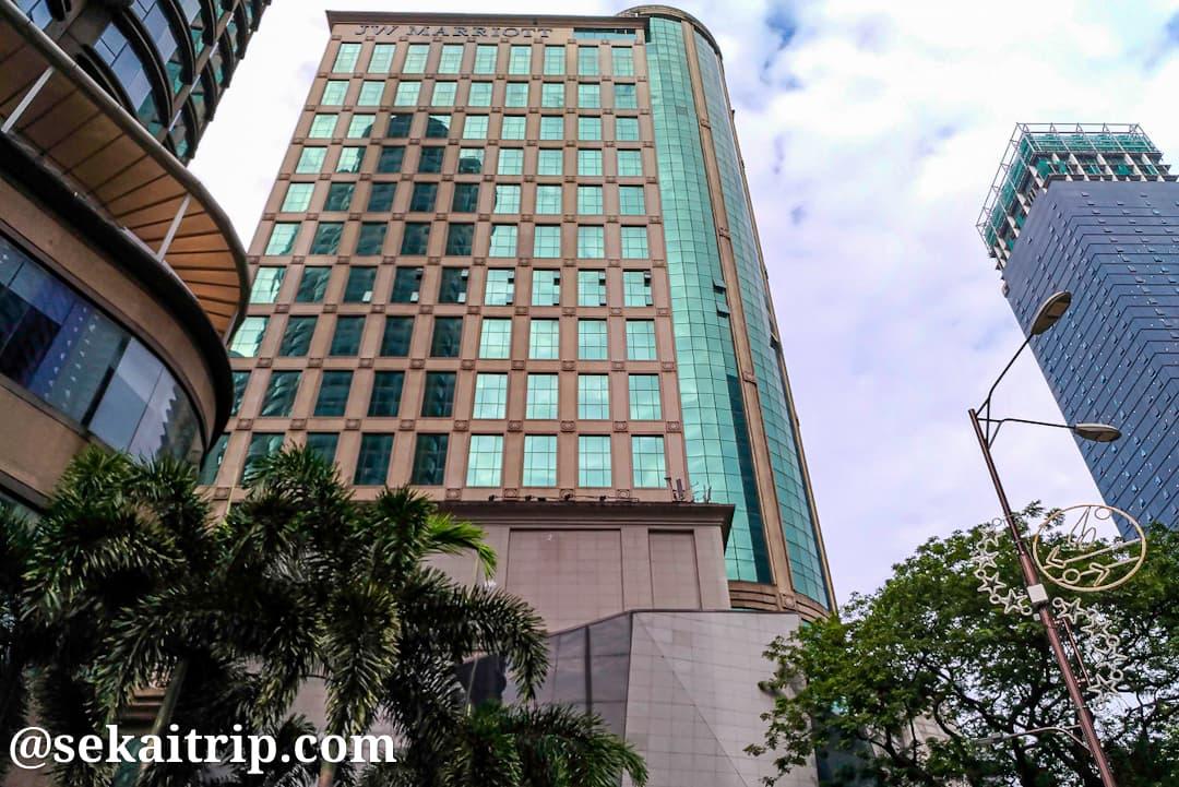 JWマリオット・ホテル・クアラルンプール(JW Marriott Hotel Kuala Lumpur)