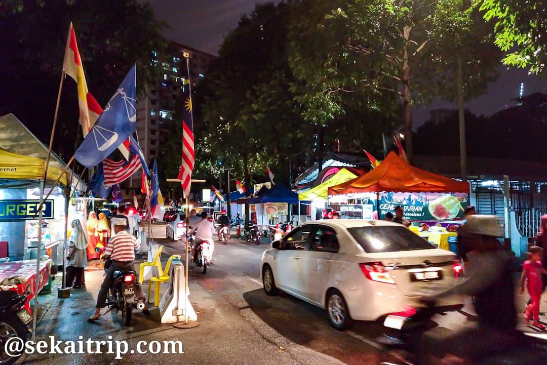 カンポン・バル(Kampung Baru)