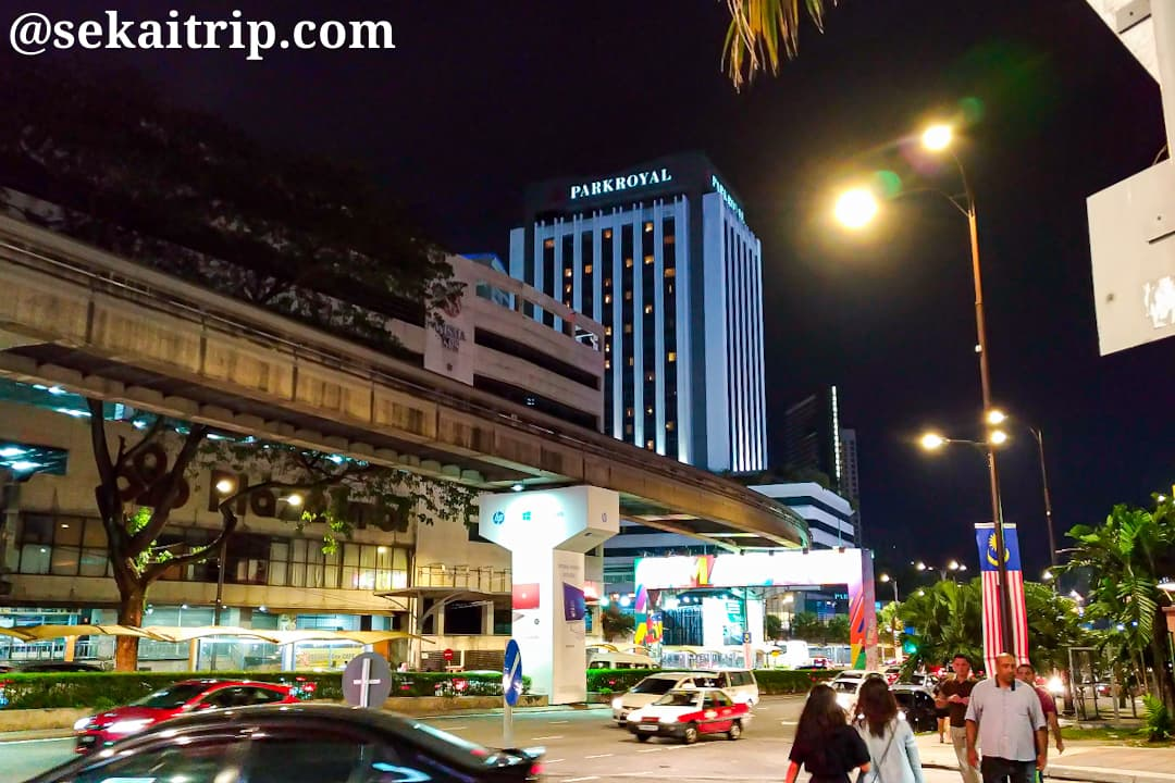 パークロイヤル・クアラルンプール(PARKROYAL Kuala Lumpur)