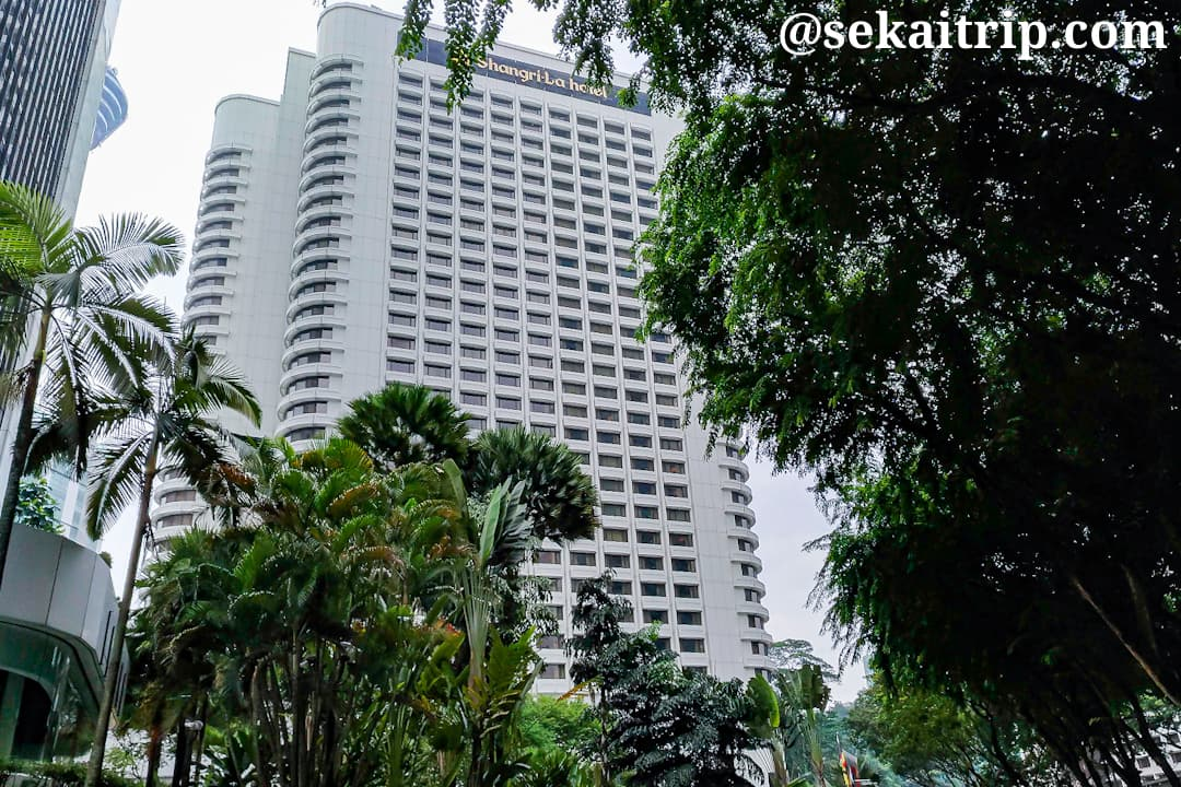 シャングリラ・ホテル・クアラルンプール(Shangri-La Hotel, Kuala Lumpur)