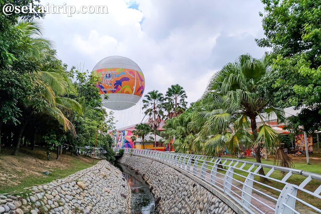 スカイライド・フェスティバルパーク・プトラジャヤ(Skyrides Festivals Park Putrajaya)