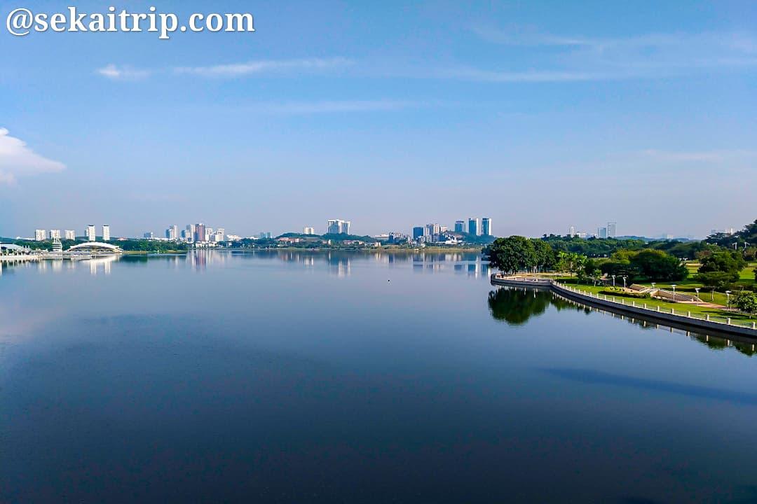 プトラジャヤ湖(Tasik Putrajaya)