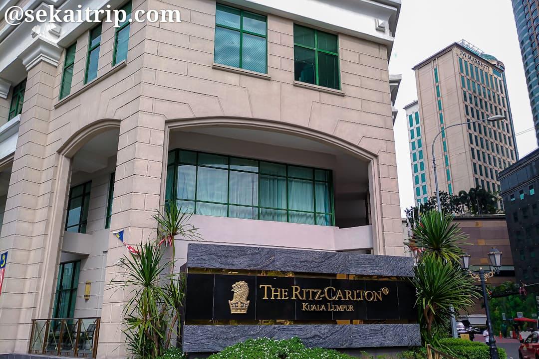 ザ・リッツ・カールトン・クアラルンプール(The Ritz-Carlton, Kuala Lumpur)