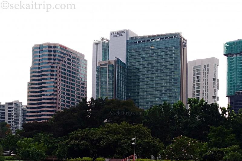 トレーダース・ホテル・クアラルンプール(Traders Hotel Kuala Lumpur)