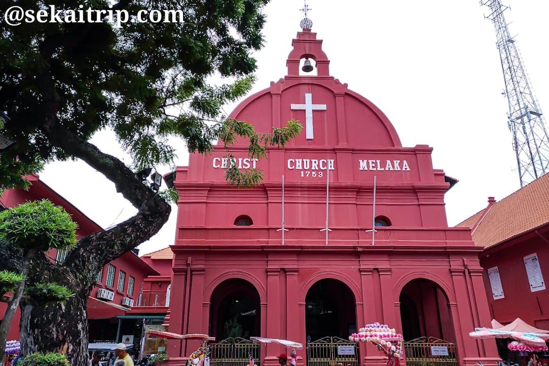 マラッカ・キリスト教会(Gereja Kristus)