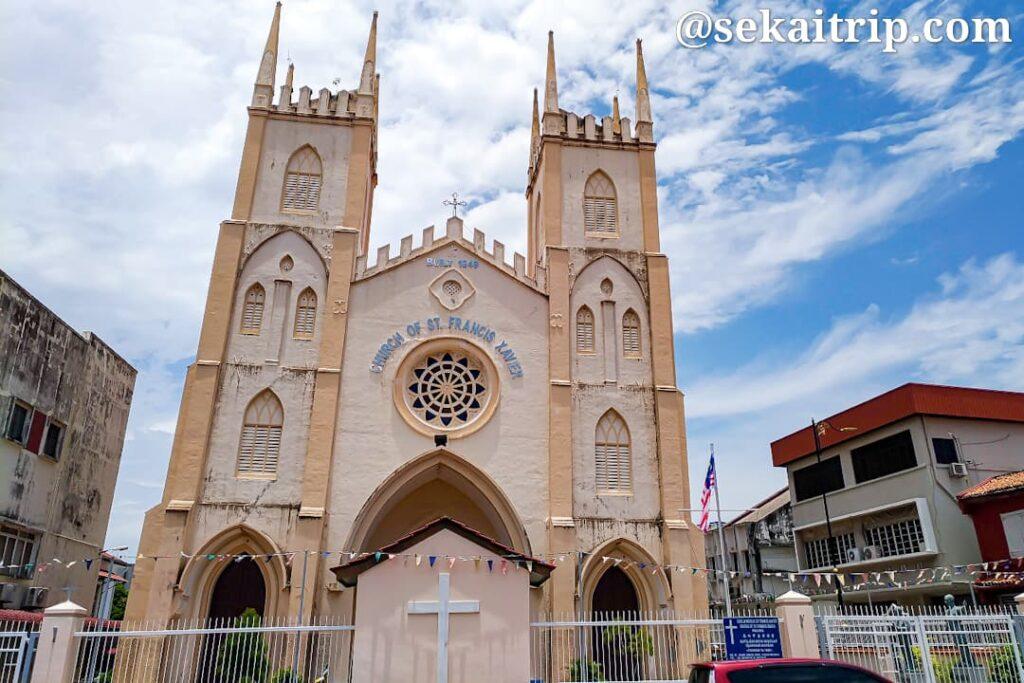 セント・フランシス・ザビエル教会(Church Of St. Francis Xavier)