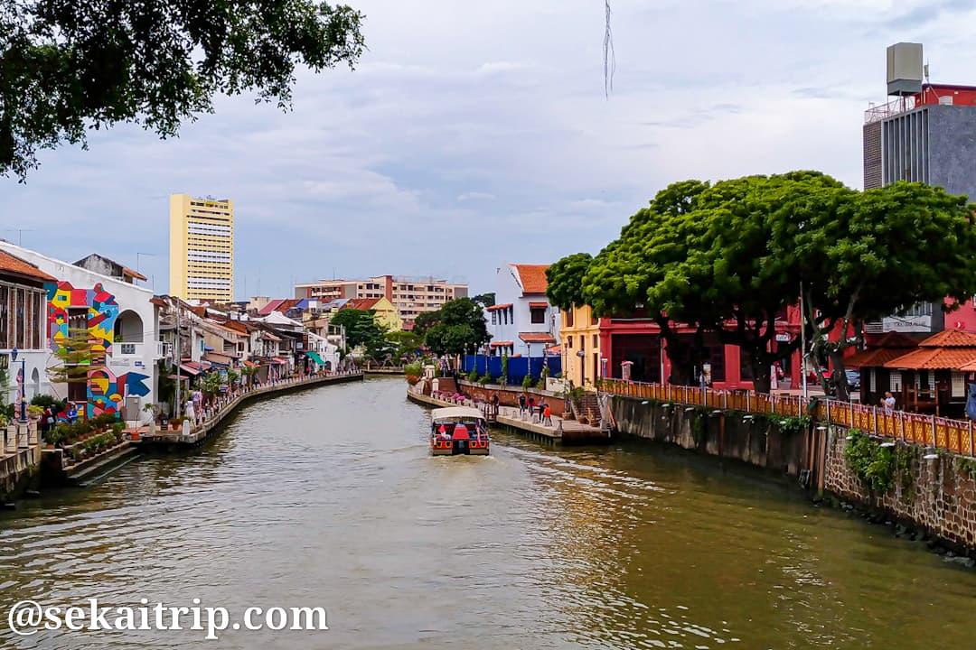 マラッカ川(Malacca River)