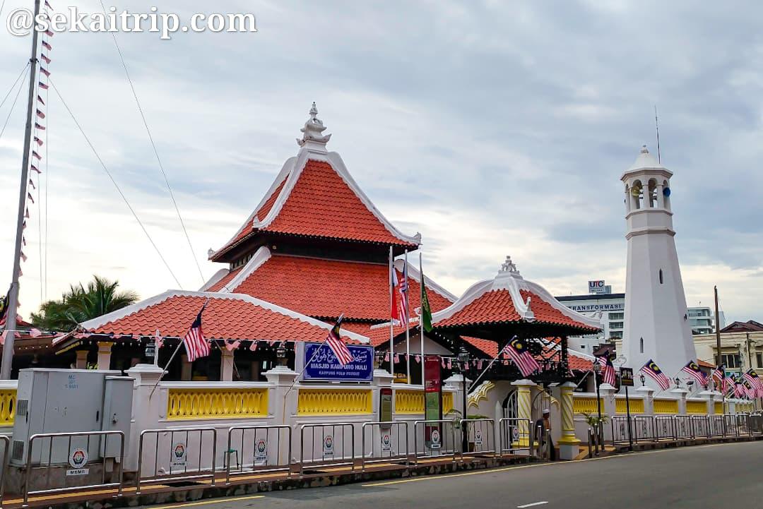 カンポン・フル・モスク(Masjid Kampung Hulu)