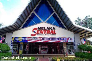 マラッカ・セントラル(Melaka Sentral)