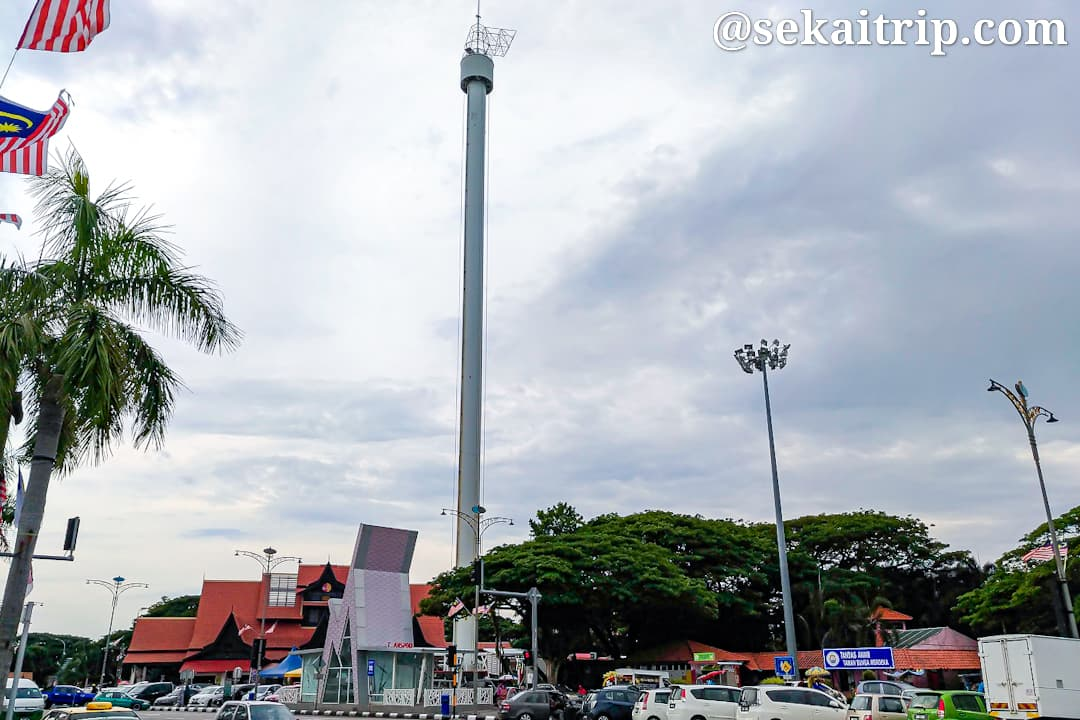 マラッカタワー(Menara Taming Sari)