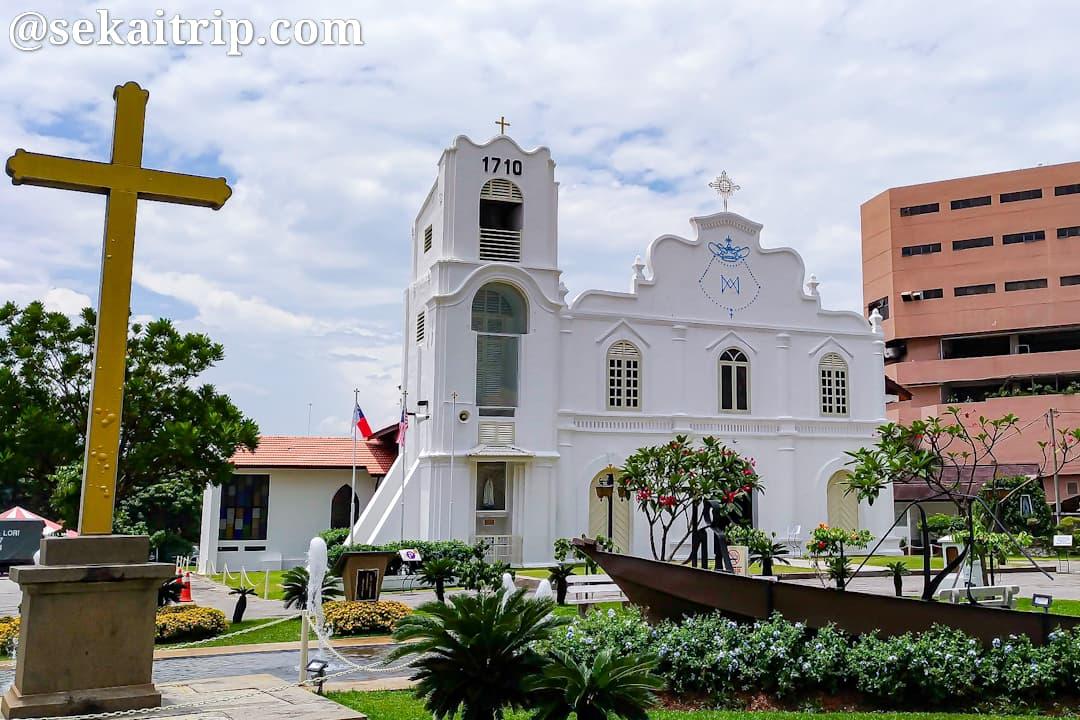 セント・ピーターズ教会(St. Peter's Church, Melaka)