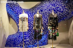 ディオール(Dior)本店のディスプレイ2