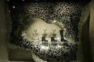 ディオール(Dior)本店のディスプレイ3