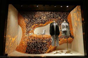 ディオール(Dior)本店のディスプレイ