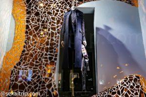 ディオール(Dior)本店のディスプレイ4
