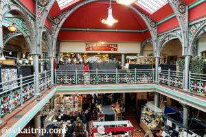 カムデン・ロック・マーケット(Camden Lock Market)の内部