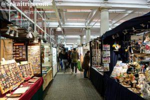 ジュビリー・マーケット(Jubilee Market)の内部
