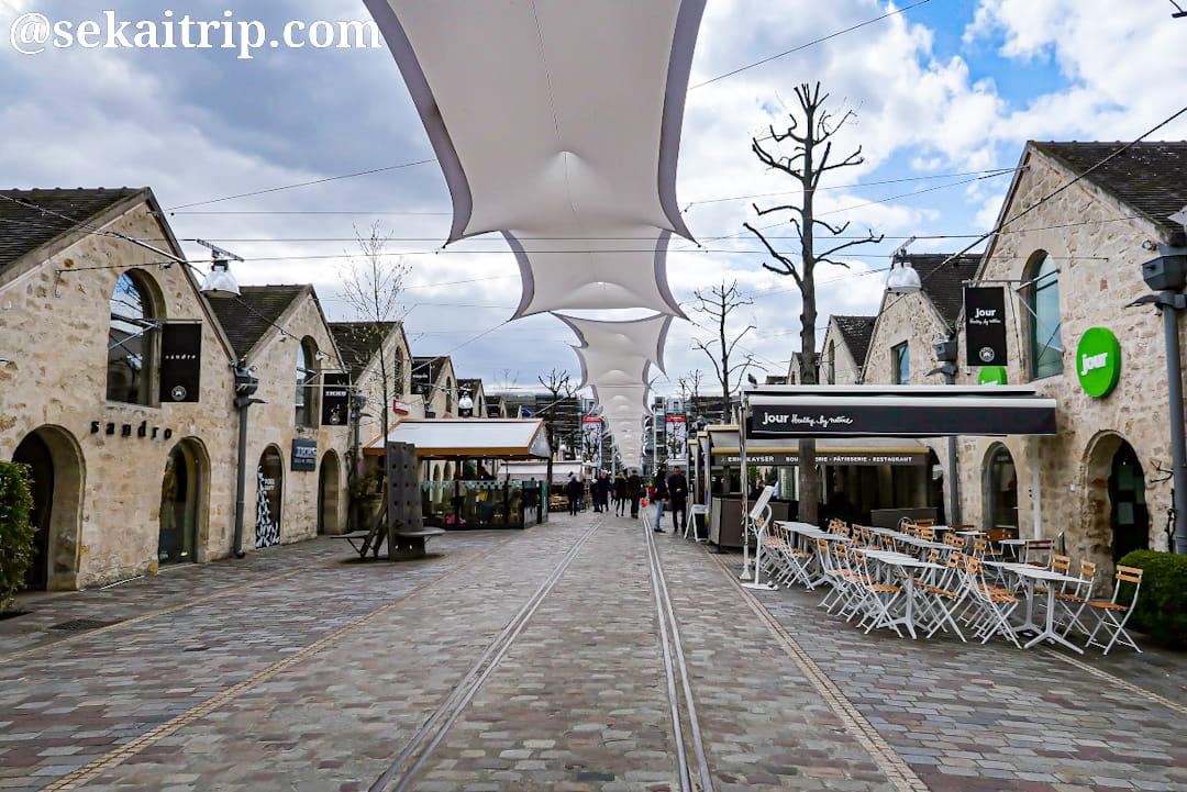 ベルシー・ヴィラージュ(Bercy Village)