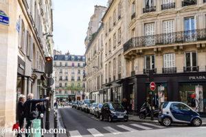 グルネル通り(Rue de Grenelle)