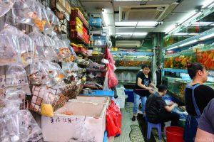 金魚街の店舗