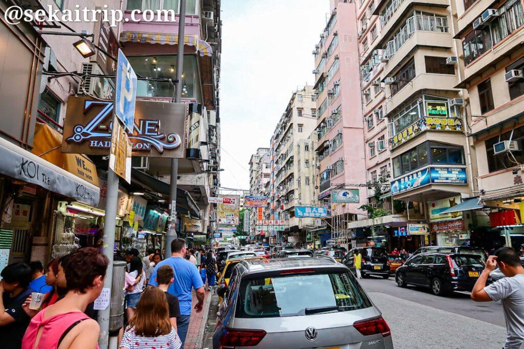 金魚街(Goldfish Market)
