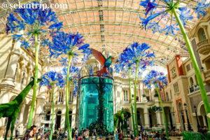 MGMマカオの広場