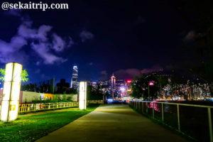 ウエスト・カオルーン・カルチュラル・ディストリクト(West Kowloon Cultural District)