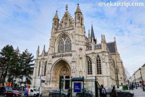 ブリュッセルのノートルダム・デュ・サブロン教会(外観)