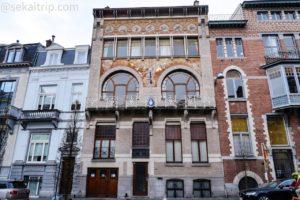 アルベール・チャンベルラーニ邸(Hôtel Albert Ciamberlani)