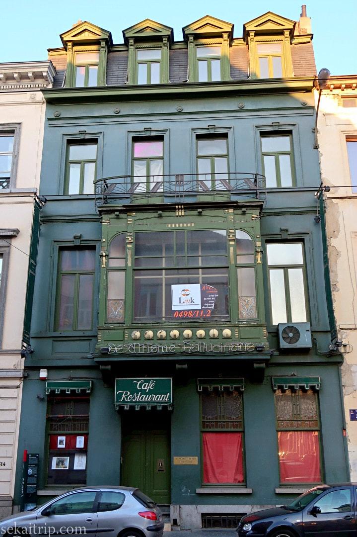 コーン・ドネー邸(Hôtel Cohn-Donnay)