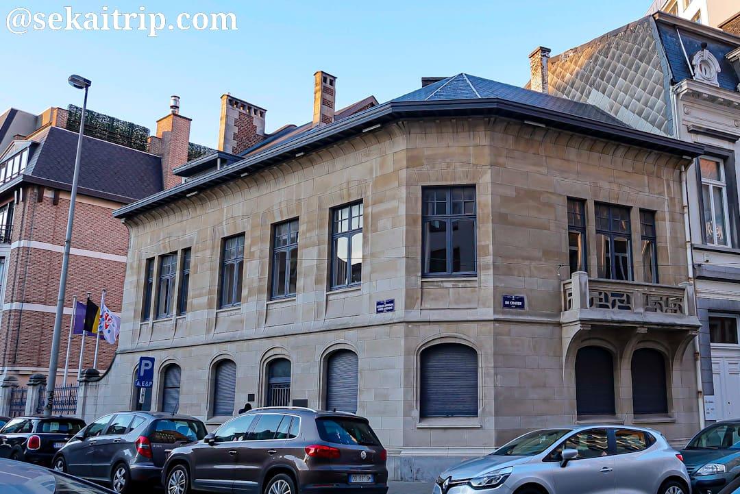 ブルケール邸(Hôtel De Brouckère)