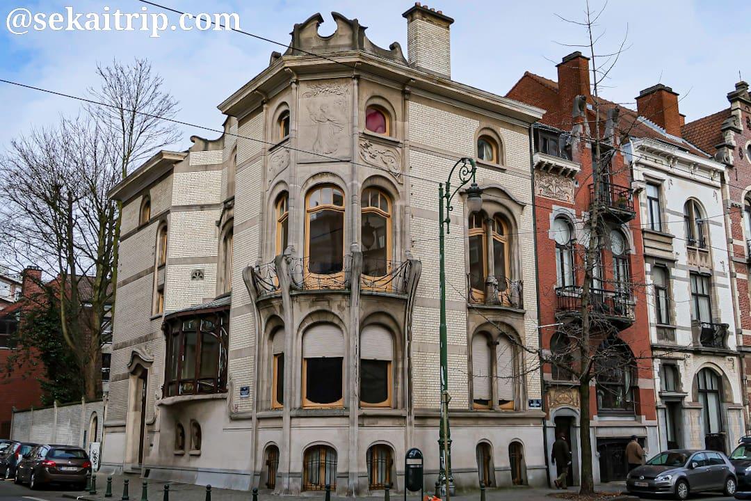 ハノン邸(Hôtel Hannon)