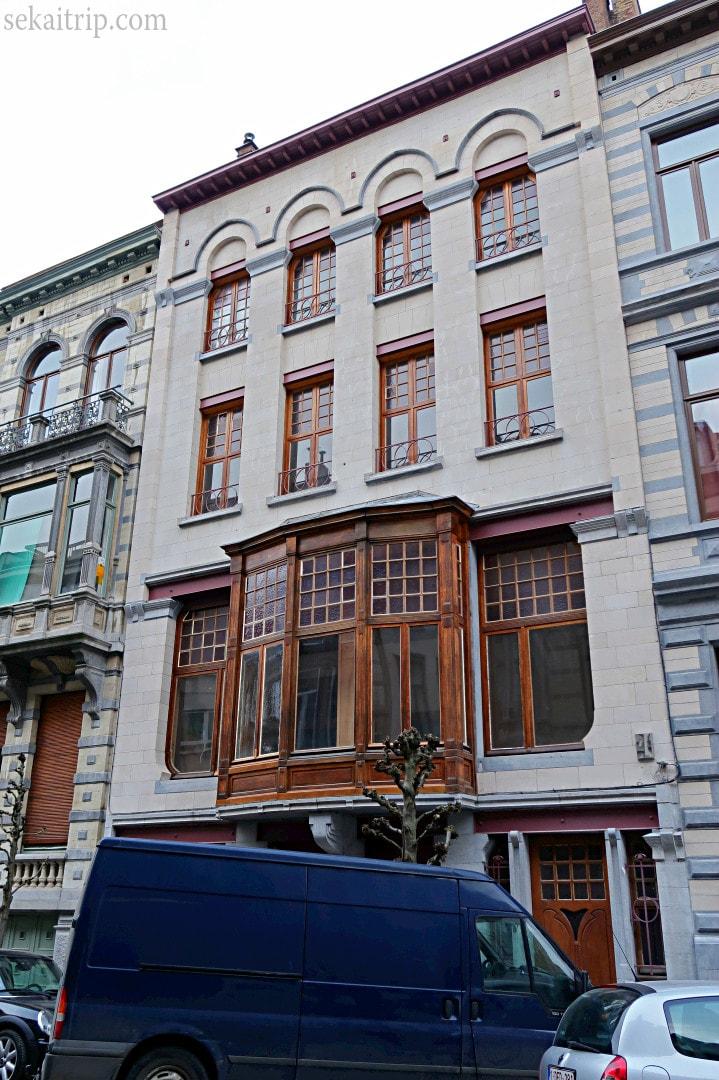 ジョゼ・チャンベルラーニ邸(Hôtel José Ciamberlani)